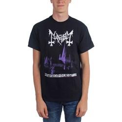 Mayhem - Mens De Mysteriis Dom Sathanas T-Shirt