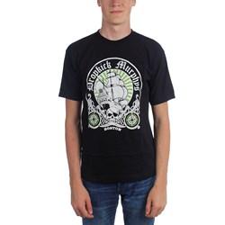 Dropkick Murphys - Mens Dkm Boston Ship Circle T-Shirt
