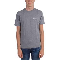 Brixton - Mens Wedge Premium T-Shirt