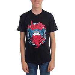 Crooks & Castles - Mens Illuminati Skull T-Shirt