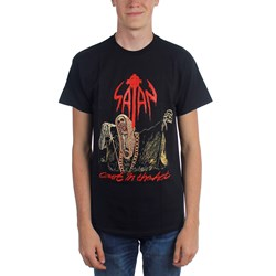 Satan - Mens Court In The Act T-Shirt