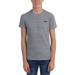 Superdry - Mens Orange Label Vintage Embroidery T-Shirt