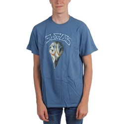 Eagles - Mens GreatesHits Distressed Logo T-Shirt