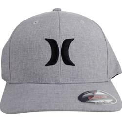 Hurley - Mens Black Textures Snapback Hat
