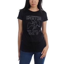Led Zeppelin - Womens USA 77 T-shirt