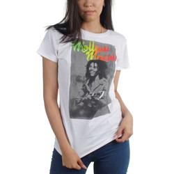 Bob Marley - Womens Mellow Mood T-Shirt