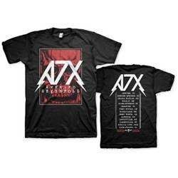 Avenged Sevenfold - Mens Skull Box Dateback T-Shirt