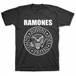 Ramones - Mens Seal Logo T-Shirt