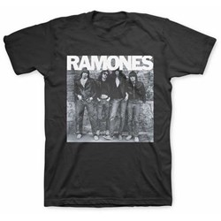 Ramones - Mens 1St Album Cover T-Shirt