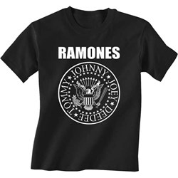 Ramones - Unisex-Child Seal T-Shirt