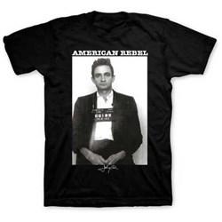 Johnny Cash - Mens Mug Shot T-Shirt