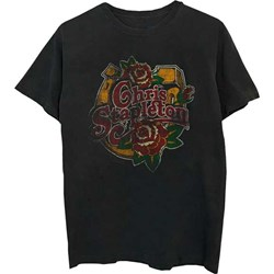 Chris Stapleton - Mens Horseshoe Roses T-Shirt