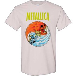 Metallica - Mens Fire And Ice T-Shirt