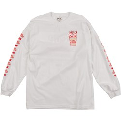 DGK - Mens DGK X Cup Noodles Logo Long Sleeve T-Shirt
