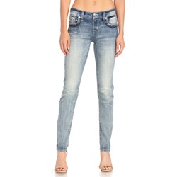 Miss Me - Womens Hailey M5012S51 Skinny Jeans