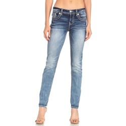 Miss Me - Womens Hailey M3444S8 Skinny Jeans