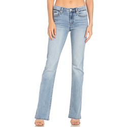 Miss Me - Womens Mid-Rise M1047B Bootcut Jeans