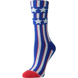 Stance - Womens Patriotism Crew Socks