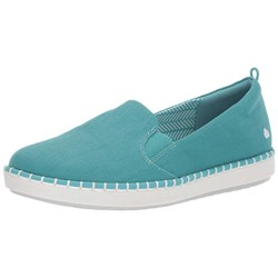 Clarks - Womens Step Glow Slip Shoes