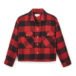 Brixton - Womens Astoria Flannel