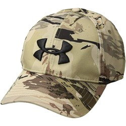 Under Armour - Mens Men's Camo STR Upd Cap