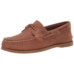 Sperry Top-Sider - Mens A/O 2-Eye Leather Boat Shoes