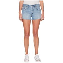Levis - Womens 501 Short Jeans