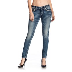 Rock Revival - Womens Glorea S203 Skinny Jeans
