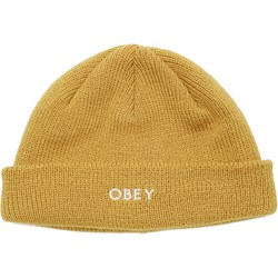 OBEY - Unisex Rollup Hat-Beanie