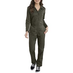 Dickies - Womens Long Sleeve Cotton Twill Coverall
