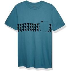 RVCA - Mens Cross Fade T-shirt