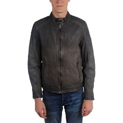 Mauritius - Mens Vincente Rf Leather Jacket
