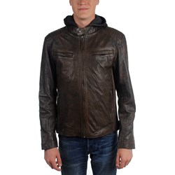 Mauritius - Mens Jorin Cf Leather Jacket
