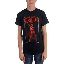 Michael Jackson - Mens Mj Thriller T-Shirt
