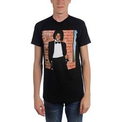 Michael Jackson - Mens Mj Off The Wall Closeup T-Shirt