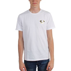 True Religion - Mens Gold Outline Buddha T-Shirt