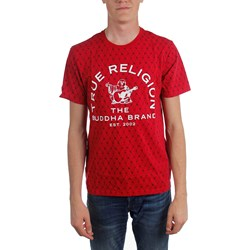 True Religion - Mens New Monogram T-Shirt