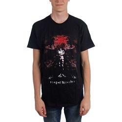 Dark Throne - Mens Plague Wielder T-Shirt in Black