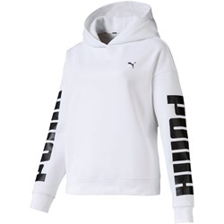 Puma - Womens Rebel Hoody Fl