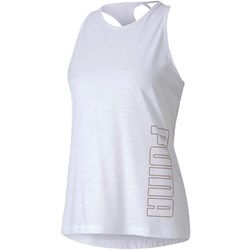 PUMA - Womens Twist It Logo Tank