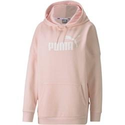 Puma - Womens Ess+ Elongated Hoody Tr