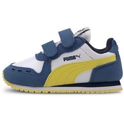 PUMA - Unisex-Baby Cabana Racer Sl with Fastner Shoes