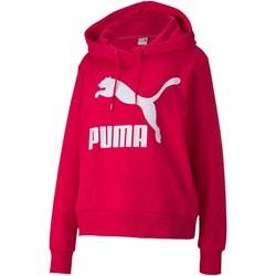 PUMA - Womens Claics Logo Hoody