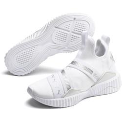 Puma - Womens Defy Mid Glossy Shoes