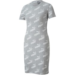 Puma - Womens Amplified Aop Fitted Dress