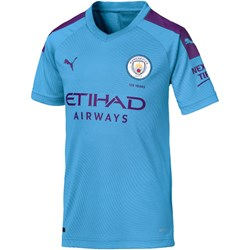 PUMA - Unisex Mcfc Home Shirt Replica With Spons