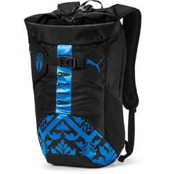 Puma - Mens Figc Ftblculture Rolltop Backpack