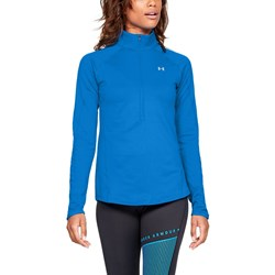 Under Armour - Womens CG Armour 1/2 Zip Long-Sleeves T-Shirt