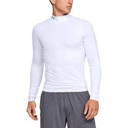 Under Armour - Mens Mock Long-Sleeve T-Shirt