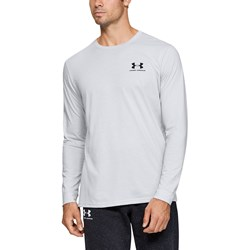 Under Armour - Mens Sportstyle Left Chest Long Sleeve Long-Sleeves T-Shirt